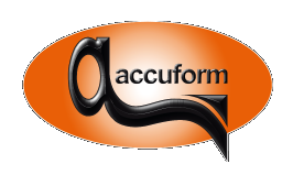 accuform logo
