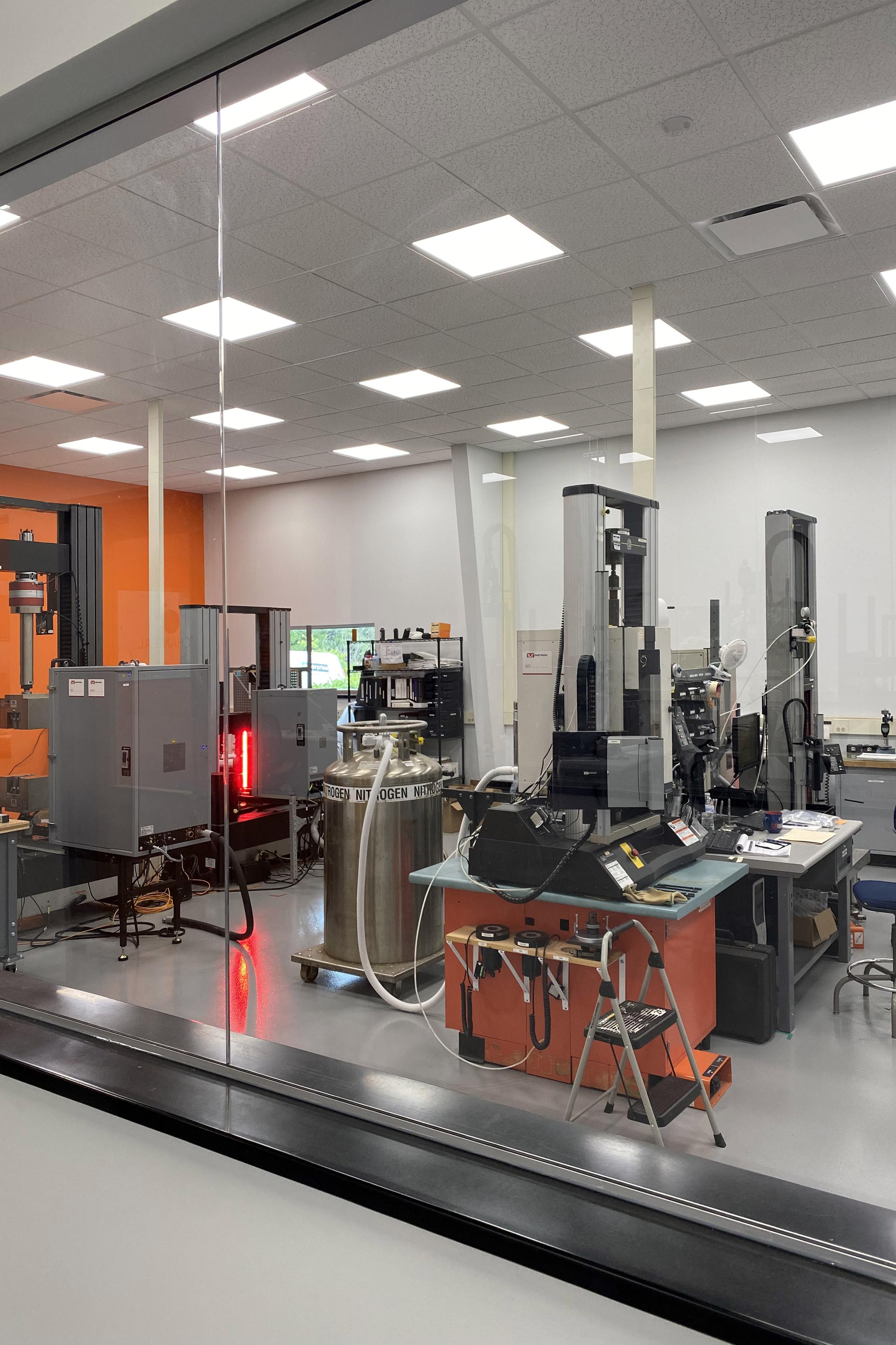 electromechanical lab