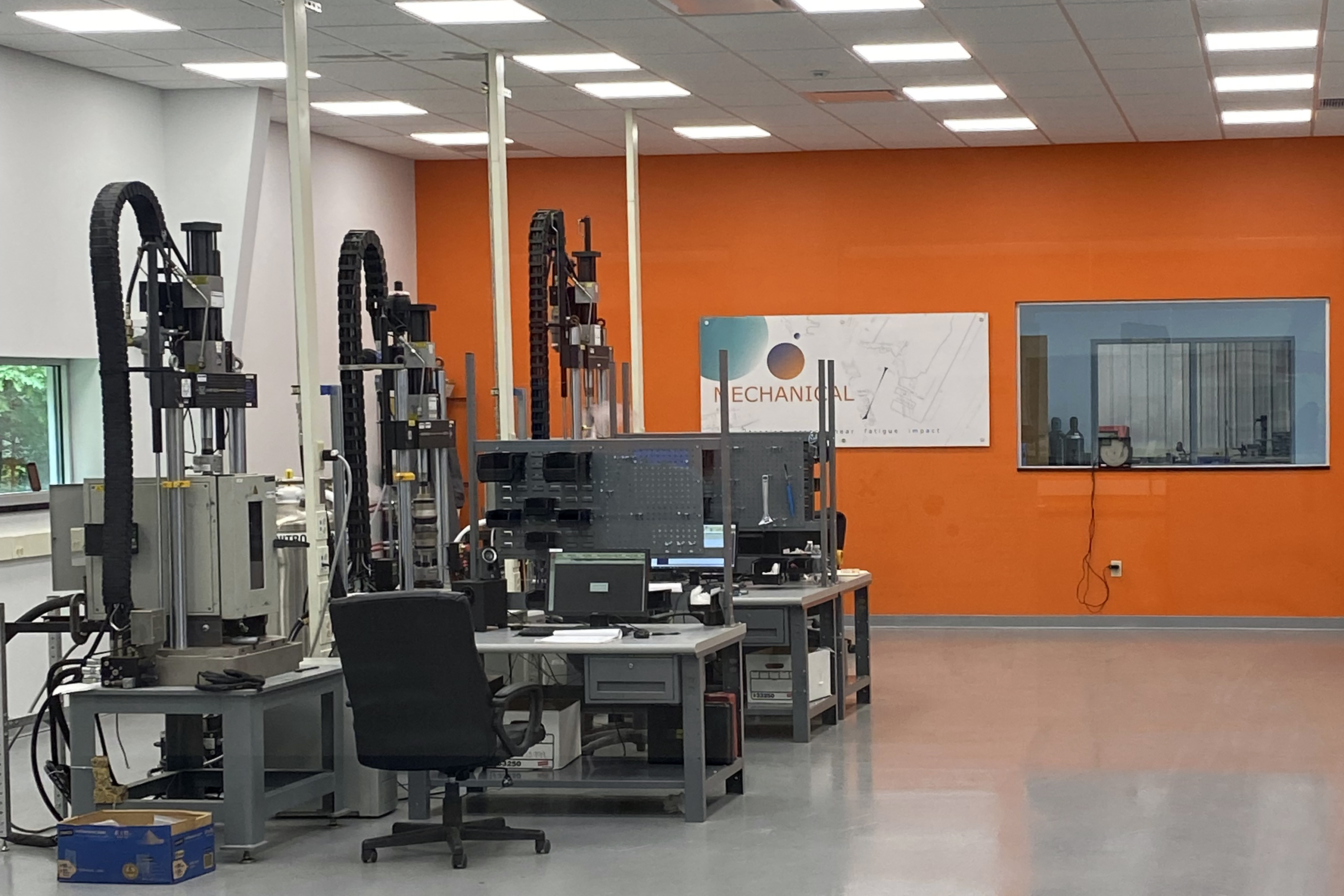 servomechanical lab
