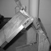 Our Bending Fixture used in material testing